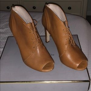 Louise et Cie leather booties
